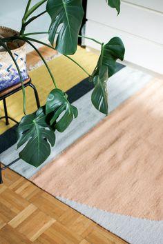 bedroom, makeover, seasonal decor, interior decor, interior styling, Made in Design, rug, vase, Alvar Aalto, Ferm Living