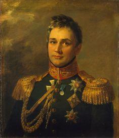 Доу, Джордж - Портрет Михаила Семеновича Воронцова