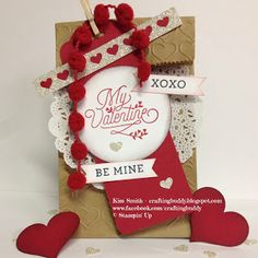 Crafting Buddy: Stampin' Friends - January Lots of Love Blog Hop
