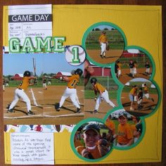 Baseball Layout