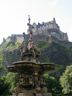 Edinbourgh Castle, Scotland