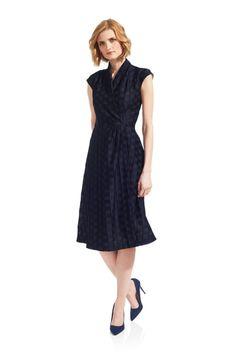 275 fold hampton wrap dress