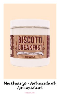 Biscotti Breakfast : Mojo Spa
