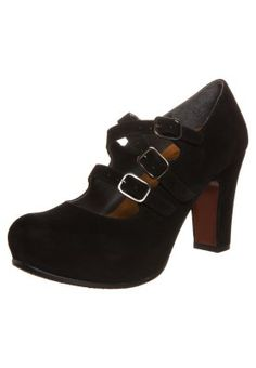 XELLI - Zapatos de plataforma - negro