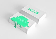 NAIVE by Gita Elek, via Behance