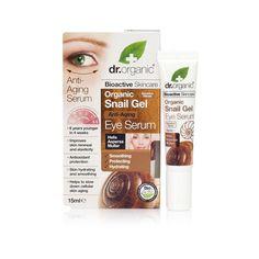 Snail Gel Eye Serum (Organiczne serum pod oczy ze śluzu ślimaka) - cena, opinie, recenzja | KWC