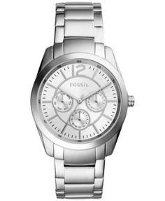 Fossil Women's Brenna Stainless Steel Bracelet Watch 38mm