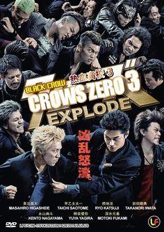 Nonton Crows Zero 2 : nonton, crows, Crowszero, Ideas, Crows, Zero,, Crow,, Oguri