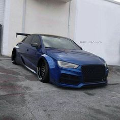 Audi by Bengala
