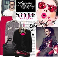 """Alejandro Ingelmo VIP"" by designsbytraci on Polyvore"