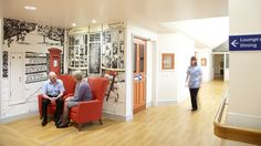 dementia friendly environments - Google Search