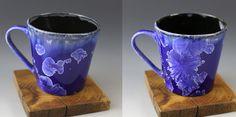 crystalline cobalt cups