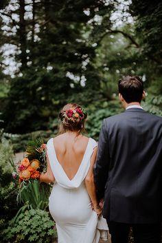 STYLECASTER   2018 Wedding Trends   Unique Wedding Trends   Wedding Trends   Pinterest Wedding Trends   Messy Updos