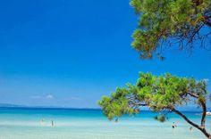 Karidi Beach, Chalkidiki, Greece