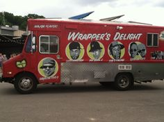 Wrappers Delight, food truck Nashville, TN