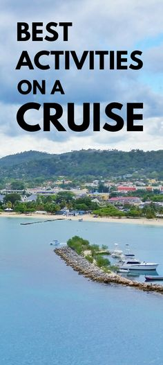 Best activities on a cruise, tours, shore excursions. List: Caribbean cruise ports, islands. Vacation planning tips, things to do in Nassau Bahamas, Cozumel Mexico, San Juan Puerto Rico, Grand Turk, Grand Cayman, Ocho Rios Jamaica, Dominican Republic, Key West Florida. Beaches, food, snorkeling. Guide, checklist for world travel bucket list, beautiful destinations! Caribbean on budget, adventure, tropical vacation from US! Cruise packing list, what to wear, pack for formal! #cruise…