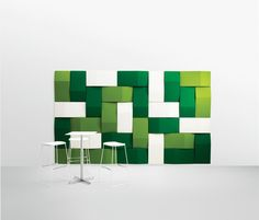 Wall coverings | Triline Acoustical Wall Panel | Abstracta | Anya ... Check it out on Architonic