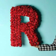 R R Letter Design, Alphabet Design, Letter Art, Alphabet Latin, Stylish Alphabets, Paris Wallpaper, Letter Symbols, Flower Letters, Love Text