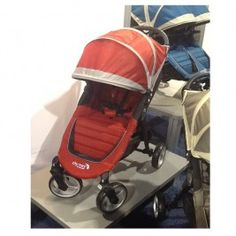 Baby Jogger City Select black frame & blue seats - new for 2014 ...