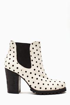 Hot Dot Chelsea Boot