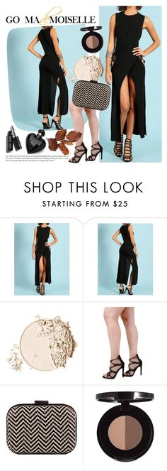 """""""Go Mademoiselle"""" by gaby-mil ❤ liked on Polyvore featuring Too Faced Cosmetics, Anastasia Beverly Hills, Lipsy and gomademoiselle"""