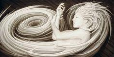 Andrew Gonzalez arte Místico, Visionario y Esotérico