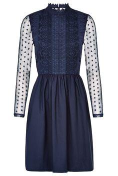 Louche Wynnie Dress