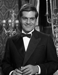 OMAR SHARIF - as my grandmother would say...he can park his slippers under my bed any day