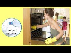 Cómo limpiar el horno con vinagre