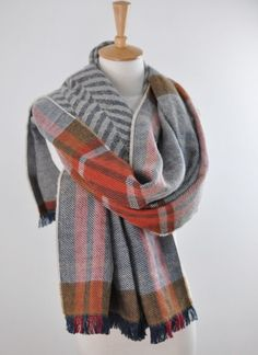 Cashmere-like Pashmina oversize Thicken winter soft scarves for women men 200x90 #Pashmina