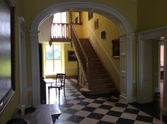 Foyer at Ash Hill