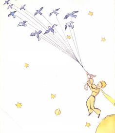 The Little Prince Little Prince Party, The Little Prince, Cross Stitch Embroidery, Embroidery Patterns, Prince Nursery, Art Pictures, Art For Kids, Art Drawings, Fairy Tales
