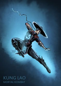 Kung lao mkx fan art by hamex.deviantart.com on @DeviantArt