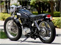 Image result for sr400 cafe racer kit