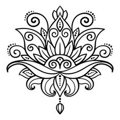 Lotus Flower Tattoo Designs Stock Photos And Images – flower tattoo – mandala Flower Lotus Tattoo, Flower Tattoos, Lotus Flower, Hand Tattoos, Feather Tattoos, Star Tattoos, Sleeve Tattoos, Symbol Tattoos, Tattoo Sleeves