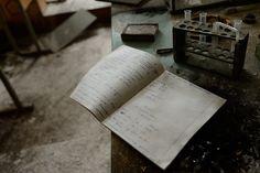 Science class - Pripyat - null