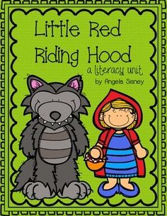 This unit is really 3 units in 1!  It includes literacy activities for the classic fairy tale Little Red Riding Hood as well as the fiction story Wolf!  by Becky Bloom.  It also includes a nonfiction reader and passage as well as a research flip book! Classic Fairy Tales, Fiction Stories, Story Elements, Reading Stories, Reading Fluency, Literacy Activities, Red Riding Hood, My Favorite Part, Little Red