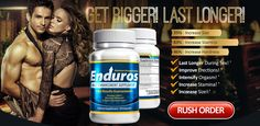 Enduros' mixture of natural ingredients helps to transform and improve your sex-life with higher #endurance, greater #erections plus a higher climax.