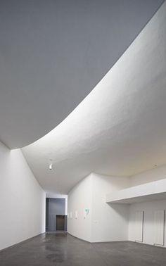 Herning Museum of Contemporary Art. Steven Holl. Herning, Denmark, 2005- 2009