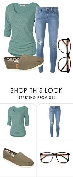 """""""Untitled #231"""" by gogirl-i ❤ liked on Polyvore featuring Fat Face, Frame, Madden Girl and ZeroUV"""