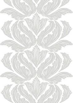 Vallila Interior AW14, Viuhka white/silver by Matleena Issakainen