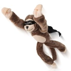 Anyren Education Toy Funny Flying Flingshot Slingshot Monkey Plush Toys Screaming Surprise Toy For Kids and Adults. Cheap Gag Gifts, Stocking Stuffers For Kids, Funny Toys, Flying Monkey, Slingshot, Plush Animals, White Elephant Gifts, Doll Accessories, Dog Toys
