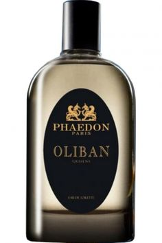Oliban (aka Grisens) by Phaedon is a balsamic, warm, spicy and powdery Oriental Woody fragrance featuring woody notes, sandalwood and incense. - Fragrantica