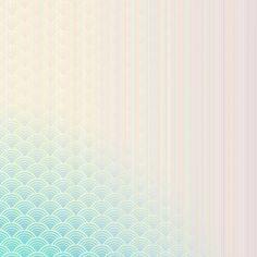 青海波と縞
