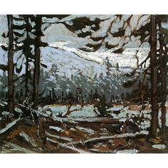 Tom Thomson Woodland Interior