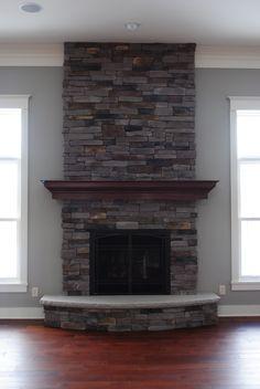 #KelkenbergHomesInc Top of the line fireplaces