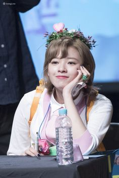 Jeongyeon - Twice 170527 강남 팬싸