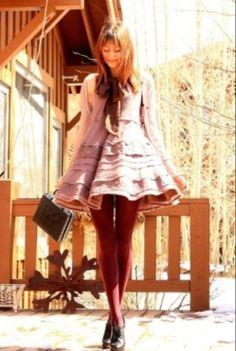 Anthropologie Flounced Mocha Dress Sz 4 6 Brown Cotton Crochet Bow by Zehavale | eBay