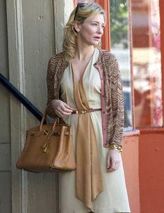Blue Jasmine Cate Blanchett Style In Movies Pinterest Anxiety Grey And L 39 Wren Scott