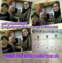 """Health matters. Prevention is Better than Cure. Health is Wealth.  CHANGE YOUR WATER, CHANGE YOUR LIFE. Enagic had experienced a worldwide Health Cure Crisis of Degenerative Diseases caused by acidic waste. Does your Water lonizer comes with ISO 13485? Let the H3o2 SPEAKS BY ITSELF !!. Nothing beats Kangen Medical Device with ISO 13485 !!   """"All normal cells have an absolute requirement for oxygen, but cancer cells can live without oxygen - a rule without exception."""" Cancerous tissues are…"""